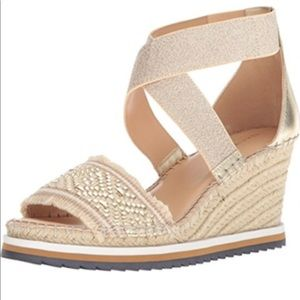 Tommy Hilfiger wedge sandal